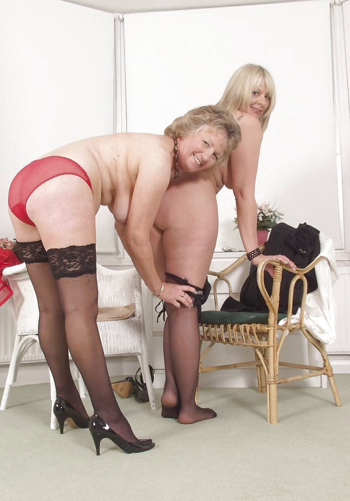Village mature british ladies