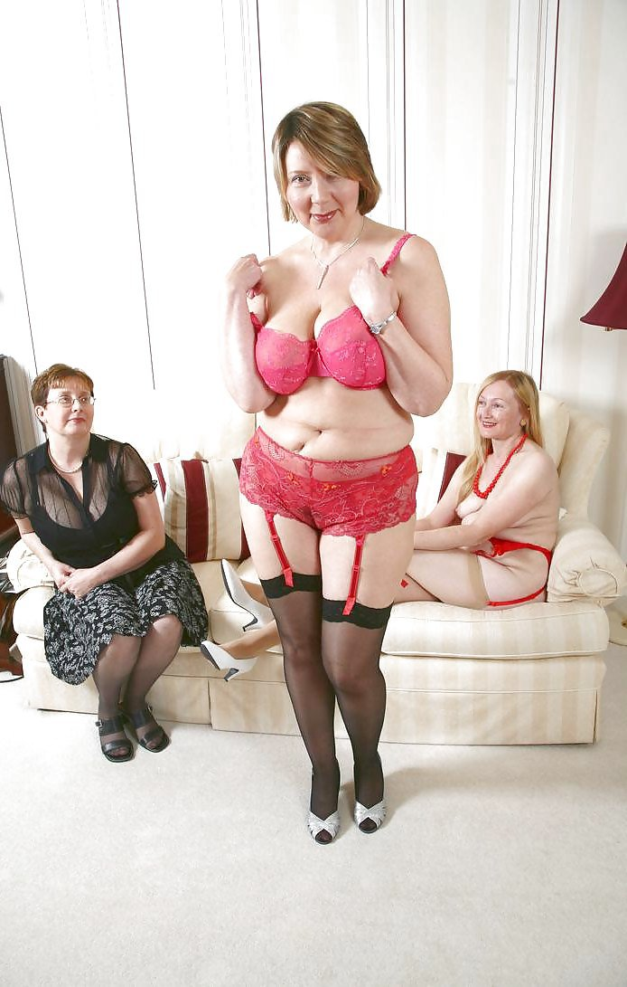 Sexy mature english ladies